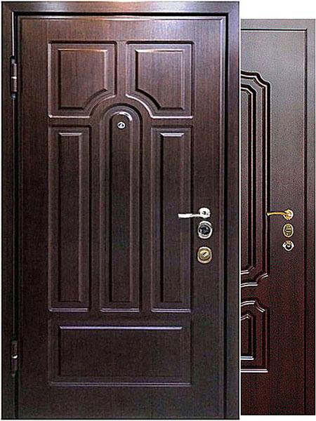 купить металлические двери омск